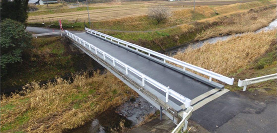 八幡橋(交付金)橋梁補修工事