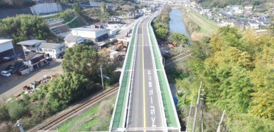 国道10号検校橋外橋梁補強補修工事