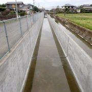 令和元年度八代平野農業水利事業 不知火幹線水路(3-1工区)改修工事
