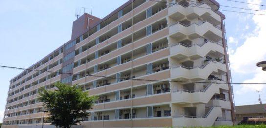 サンライズAIRA大規模修繕工事