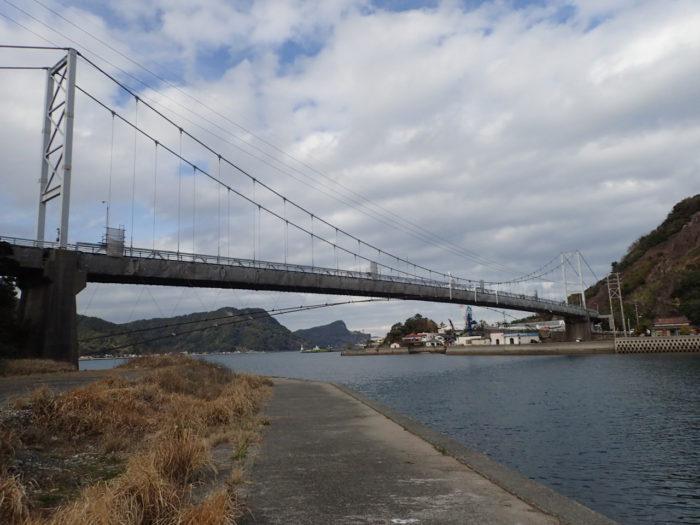 樋島大橋補修工事