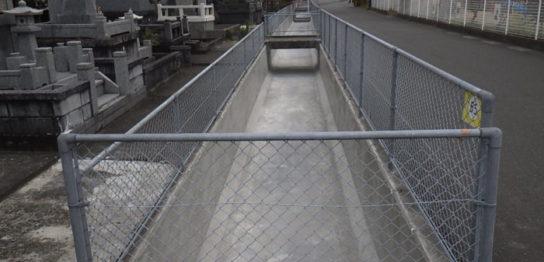 令和元年度八代平野農業水利事業植柳幹線水路(2-1工区)改修工事